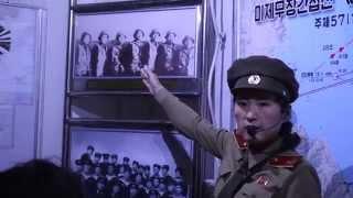 Tour of the USS Pueblo Warship in North Korea