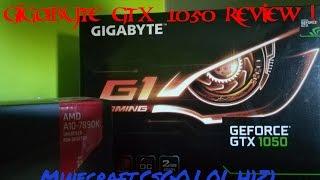 gigabyte gtx 1050 review cpu amd a10 7890k 8go ram minecraft csgo h1z1