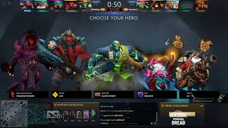 Dread's stream | Dota 2 - Battle Cup | 19.05.2018