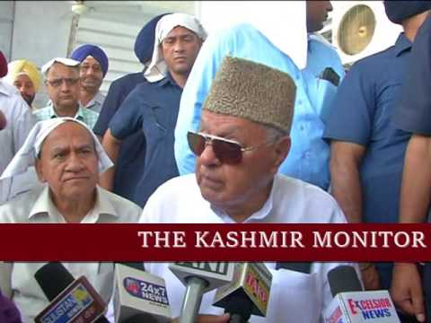 Farooq Abdullah urges Modi for unilateral ceasefire