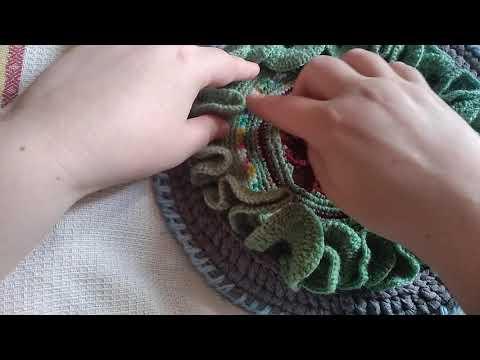 Новая техника вязания крючком