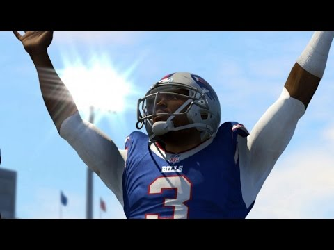 Madden NFL 25: BEAST PLAY! {Ep. 3} | EJ MANUEL MAKES THE BEST QB RUN EVER!