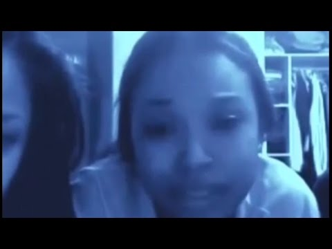 Old Footage Emerges Of Karrueche Dissing Rihanna As She Reveals Her Dad Is Gay!