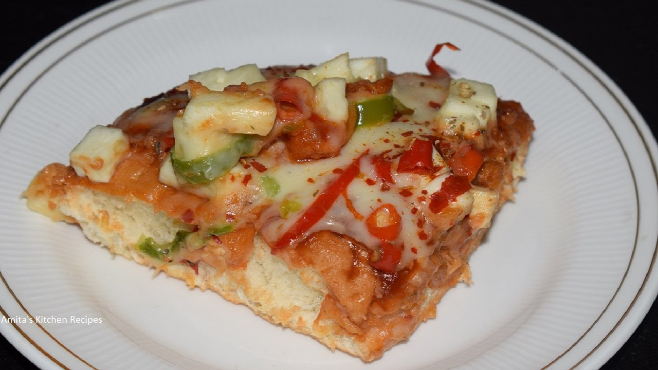 Dominos style veg peppy paneer pizza recipe home made recipe in dominos style veg peppy paneer pizza recipe home made recipe in hindi how to make pizza in microwave forumfinder Image collections