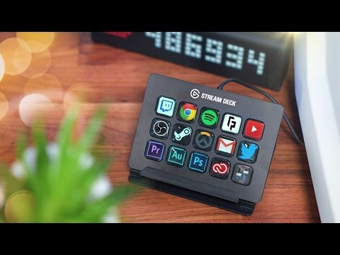 Elgato Stream Deck Unboxing & First Look!