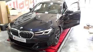 BMW 신차검수 블랙박스 보조배터리 작업(ft. VVI…