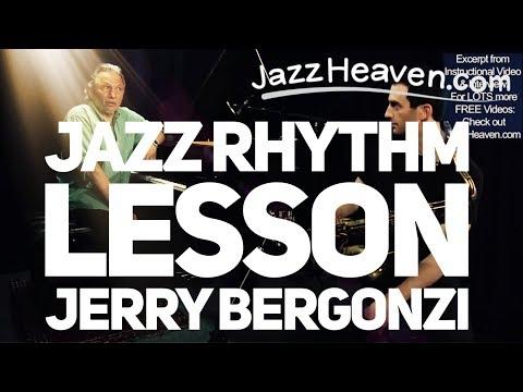 Jerry Bergonzi Instructional Video Contest Details - Jazz
