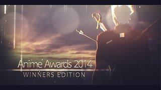 Anime Awards 2014: Winners Edition