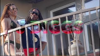 J Diggs ft  Liq, Charitte, Phat Blacc - Can't Compare - Official Video