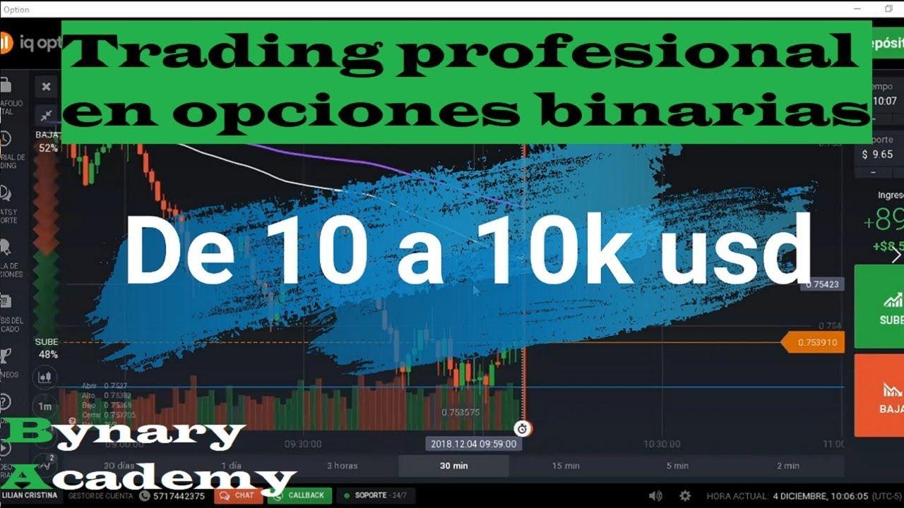 Opciones binarias 10