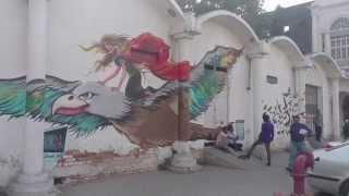 Street Art Comes To Life In Delhi