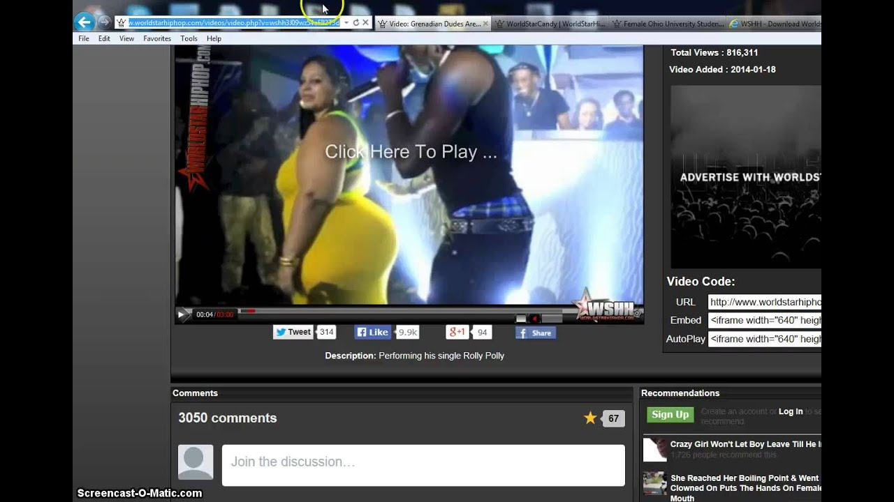 Worldstarhiphop video downloader how to download worldstarhiphop.
