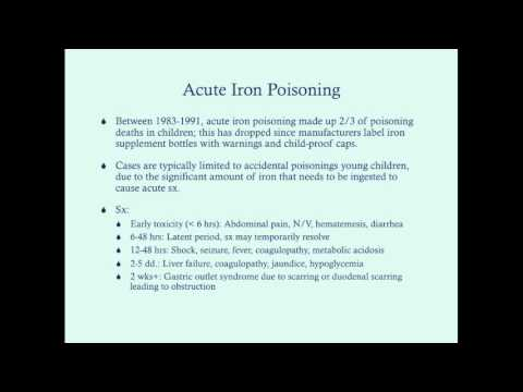Minerals and Trace Nutrients CRASH! Medical Review Series