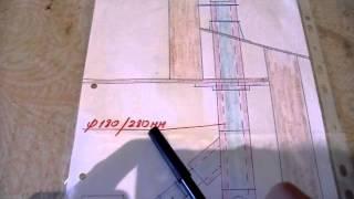 Дымоход для твердотопливного котла Defro.(Дымоход для польского твердотопливного котла Defro диаметром 180мм в алюмоцинковом кожухе., 2015-07-16T12:56:43.000Z)