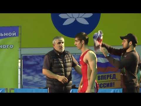 Касумов Магомедгаджи (Дагестан) - Минтулаев Рахман (Дагестан)