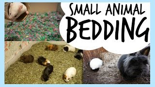 bedding for small pets