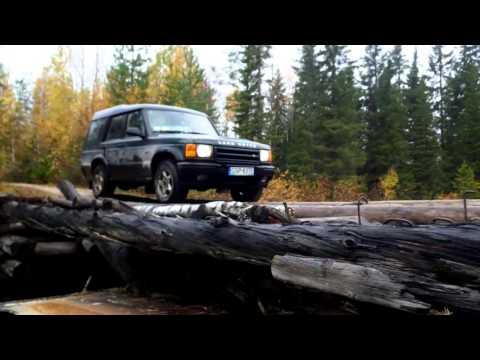Karelia Land Rover Trip 2015 HD