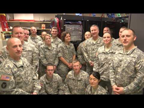 Republic of Korea Signal Corps Anniversary Greeting from The Minnesota National Guard