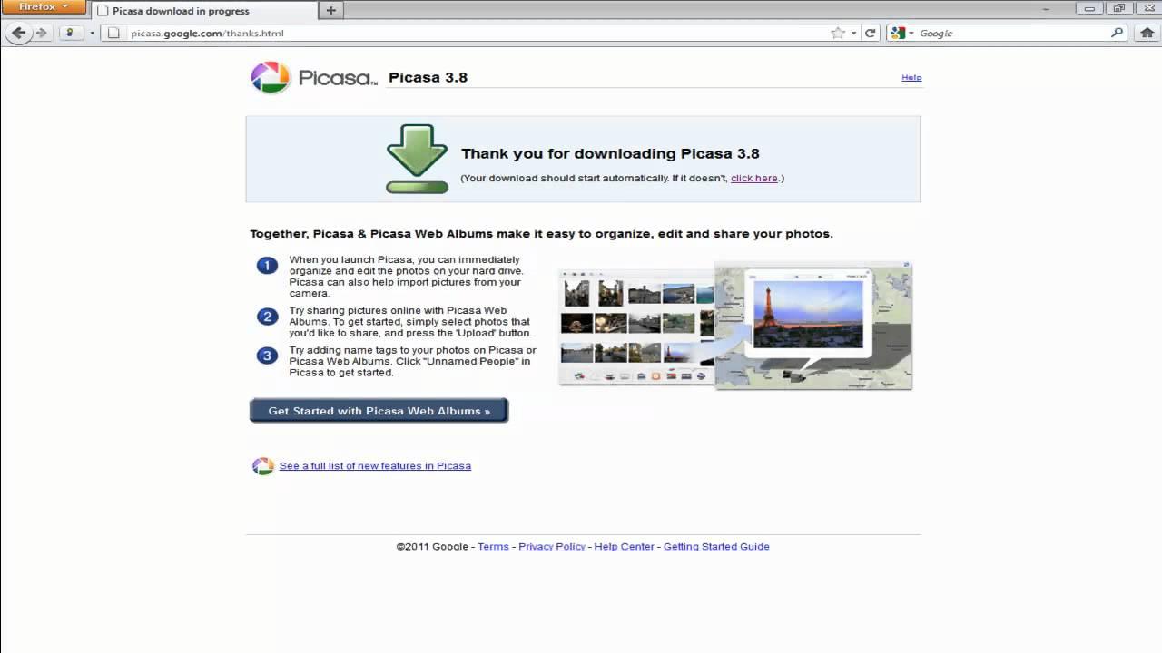 download install picasa hd youtube rh youtube com Picasa Album Picasa Album