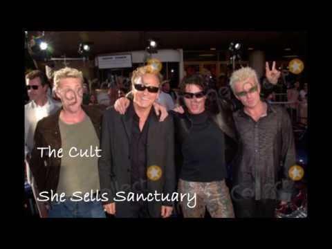The Cult   She Sells Sanctuary Lyrics