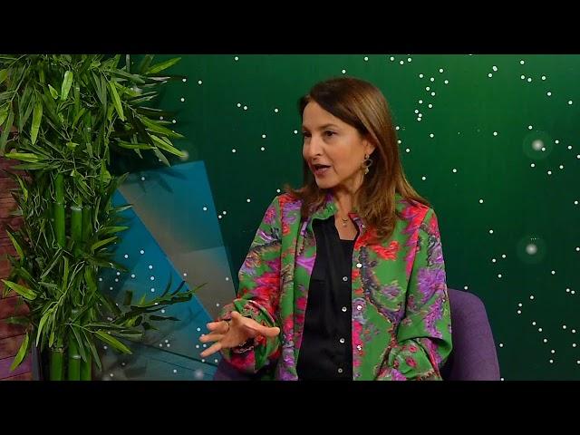 Miradas - Capítulo 6: Jacqueline Morey, Directora ejecutiva Planetario USACH