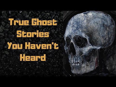 6 Scary True Ghost Stories (Black Shapes, Red Eyes, Trench Coat Man)