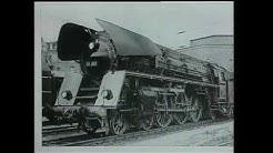 Die Baureihe 01.5 Stars der Schiene
