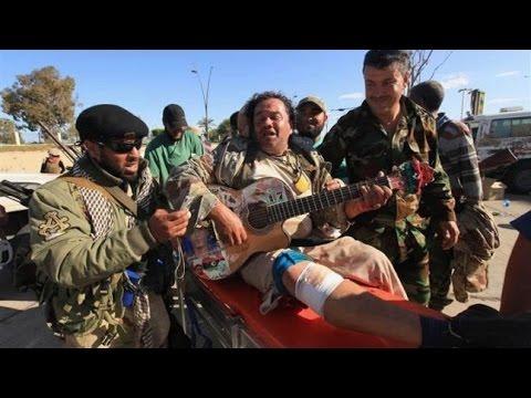 STRONGER THAN BULLETS, Benghazi Music Documentary
