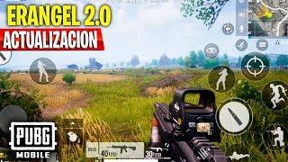 ¡ERANGEL 2.0 , CAMARA DE MUERTE Y NUEVAS ANIMACIONES EN PUBG MOBILE! ACTUALIZACION