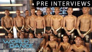 World Of Dance Philippines: VMA Poseidon | Pre-Interview