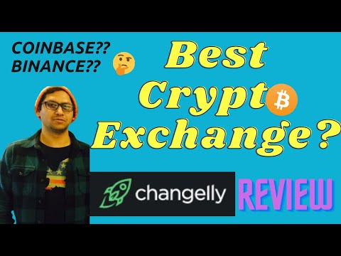 Best Crypto Exchange? Changelly Review