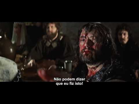 Macbeth Polanski 1971 pt.11 Fantasma de Banquo (português)