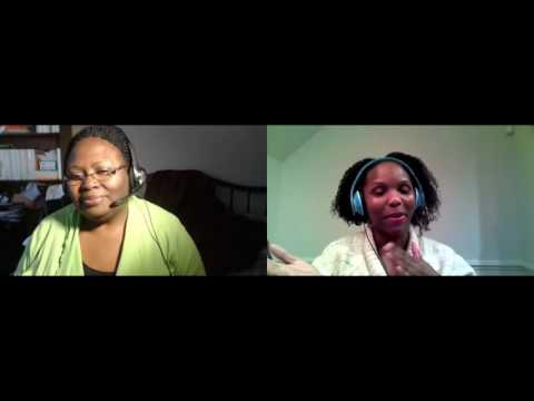 "Holistically Hope TV interviews ""Listening Expert Marva Shand-McIntosh"""