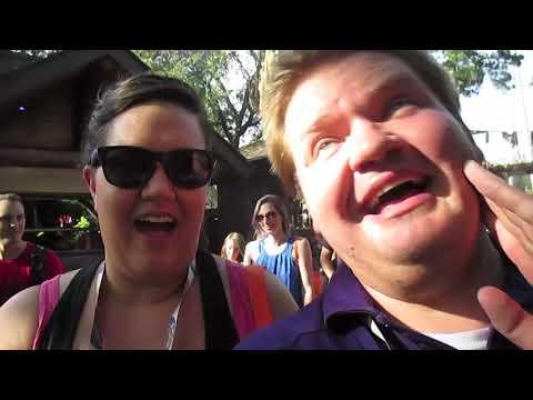 Howl-O-Scream 2017! | Busch Gardens Williamsburg | Off the Tracks Reviews