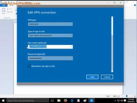 How to Fix VPN Error 691 on Windows