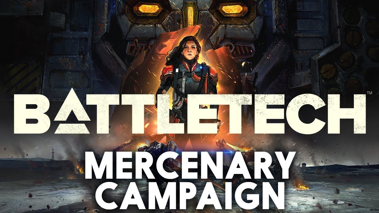 BattleTech - Mercenary Campaign Overview (SPOILER-LIGHT)