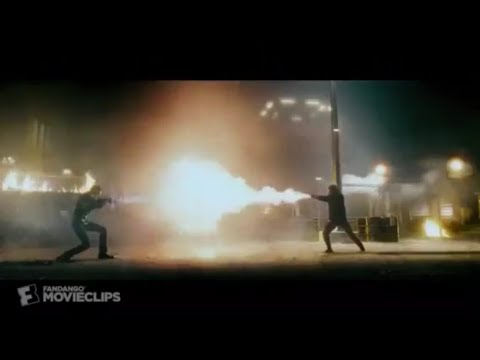 X-Men - IceMan vs Pyro - YouTube