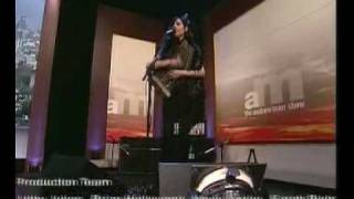 PJ Harvey on the Andrew Marr show - Performance - Let England Shake