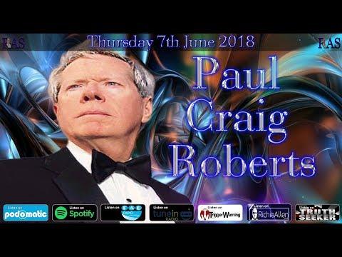 Paul Craig Roberts: