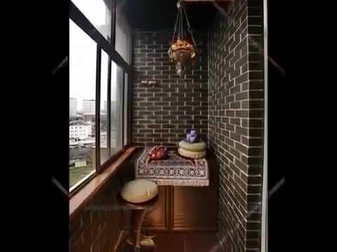 Идеи для балкона и лоджии. дизайн и обустройство балкона и л.