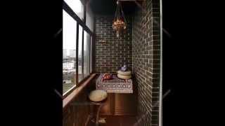 Примеры обустройства балконов и лоджий от АРСеналстрой(, 2014-06-12T17:38:47.000Z)