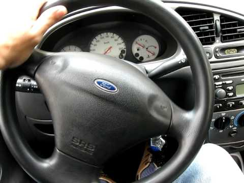 Ford Fiesta Steering Column Switch Noise