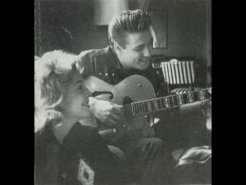 Eddie Cochran - Denver Interview 1957 (Freeman Hover - Interviewer) [1of 2]