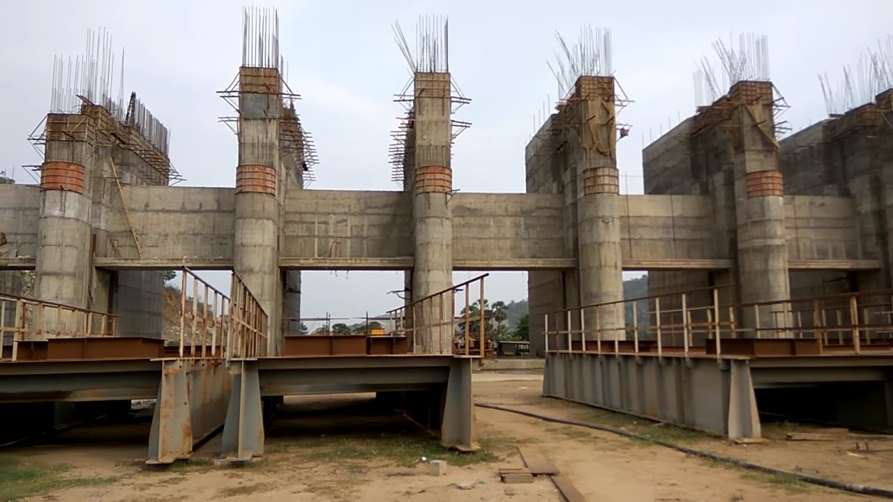 polavaram project right canal