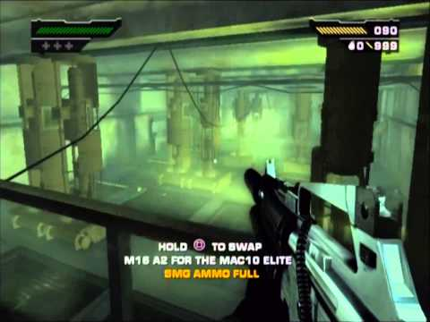 PS2 clasic Black mission 8