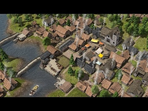 Banished - Test / Review (Gameplay) zum Aufbauspiel