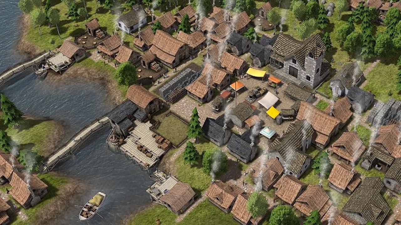 Mittelalter Aufbauspiele