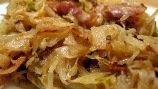 Fried Cabbage & Onions