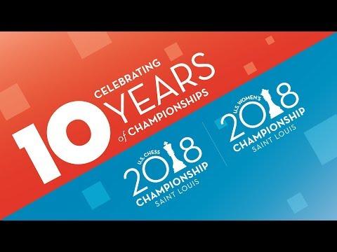 2018 U.S. Chess Championships: Ronda 10