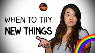 When To Try New Things (According to Math)